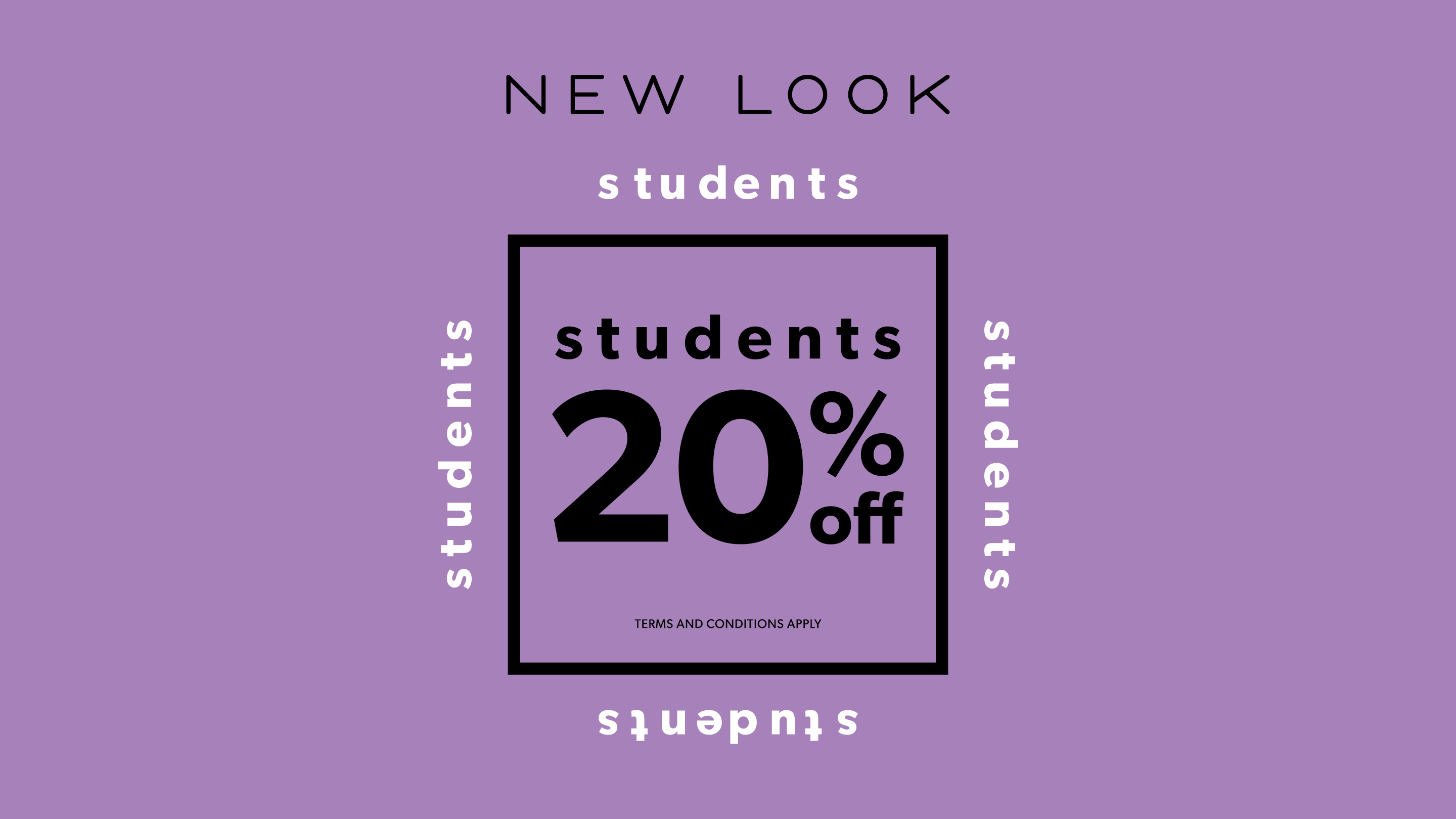 Woo - hoo! The lovely people at New Look have created a unique discount from to share with you that enables you to get 20% off online and in store! The code is MICHELLE20 and it's valid from Thursday 30th August through to Monday 3rd September.