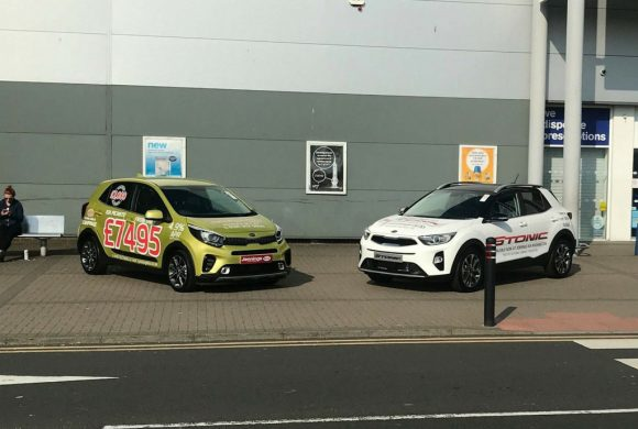 JENNINGS FORD PROMOTES THE NEW FIESTA ACTIVE & ECOSPORT