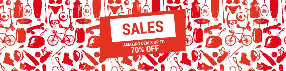 DECATHLON sales