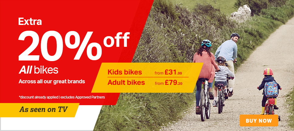 HALFORDS homepage-20pc-bikes-020816-s1