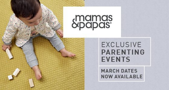 MAMAS & PAPAS' MARCH MONTHLY PARENTS TO BE EVENT