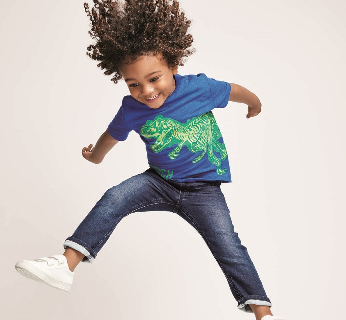 UP TO 40% OFF KIDS + BABY AT GAP