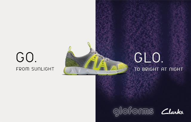 Introducing Gloforms by Clarks