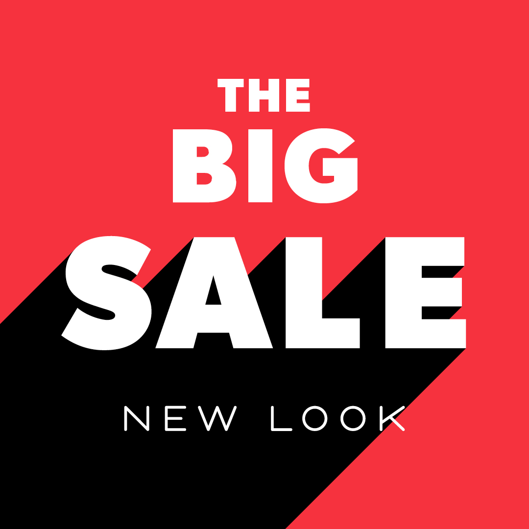 NEW LOOK SALE STARTS BOXING DAY