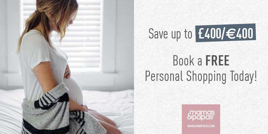 Mamas & Papas Personal Shopping Service