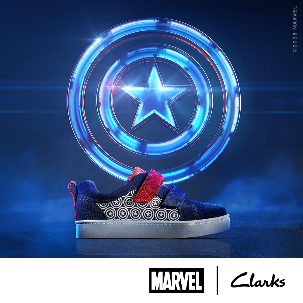 SS18 MARVEL WHOLESALE CAPTAIN AMERICA LO