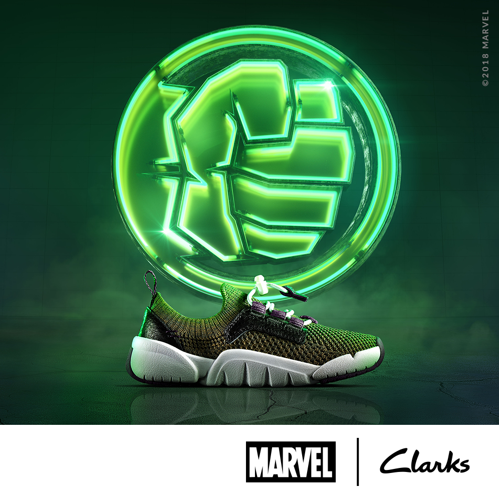 SS18 MARVEL WHOLESALE HULK TRI