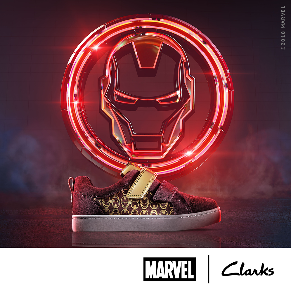 SS18 MARVEL WHOLESALE IRONMAN LO