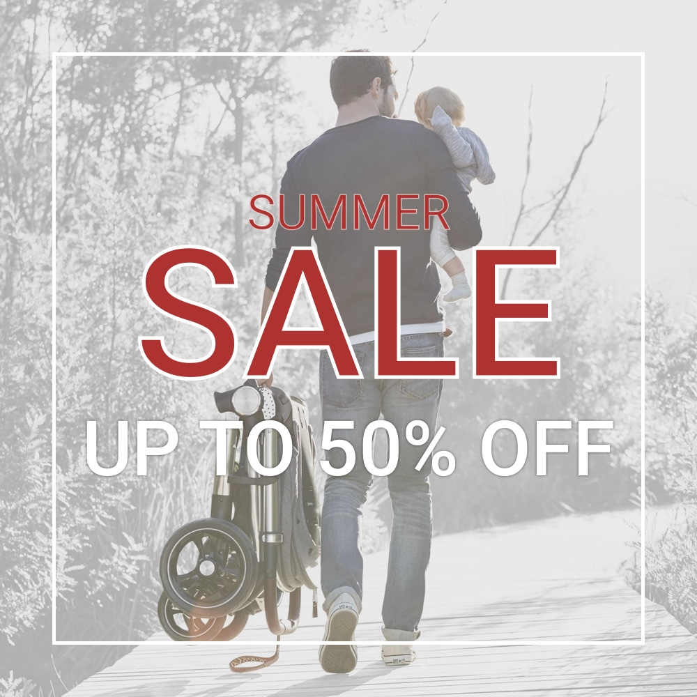 50% OFF IN MAMAS & PAPAS SALE