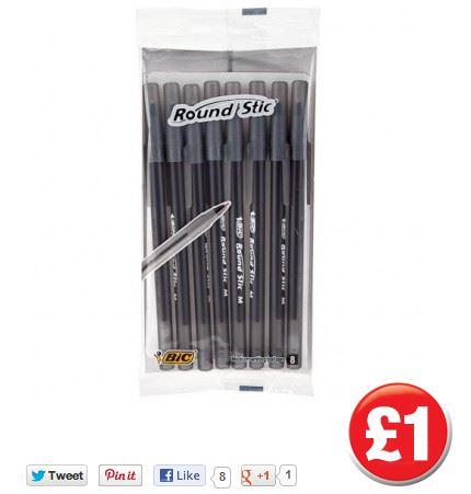 poundland pens