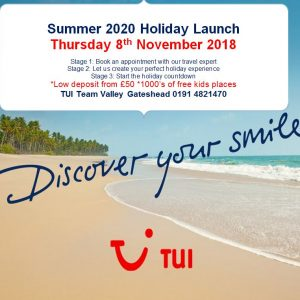 Summer 2020 Holiday Launch