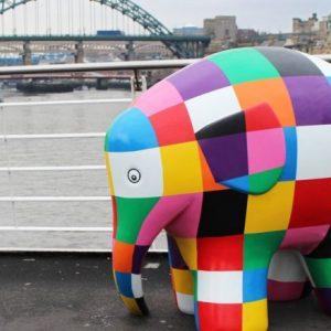 Elmer to Visit Retail World!
