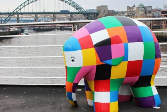 Elmer to Visit Retail World!