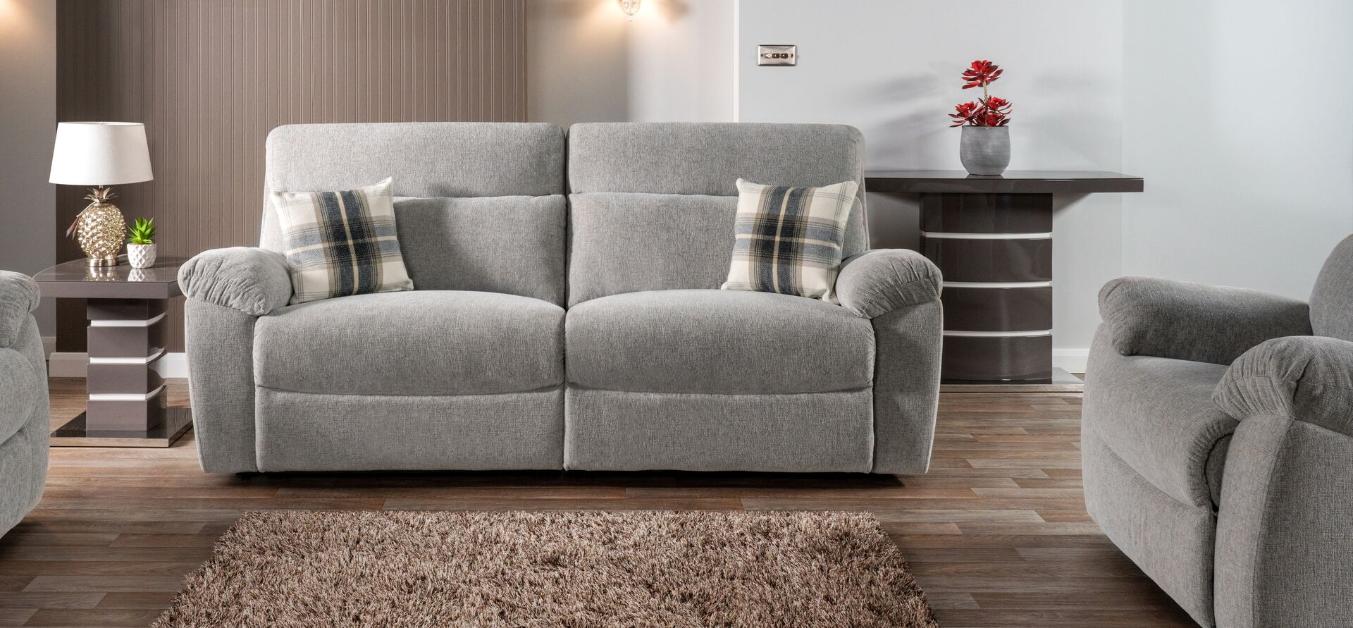 ScS Cloud Three Seater