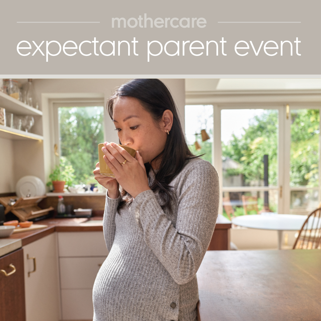 Mothercare Expectant Parent Event: Spaces Available!