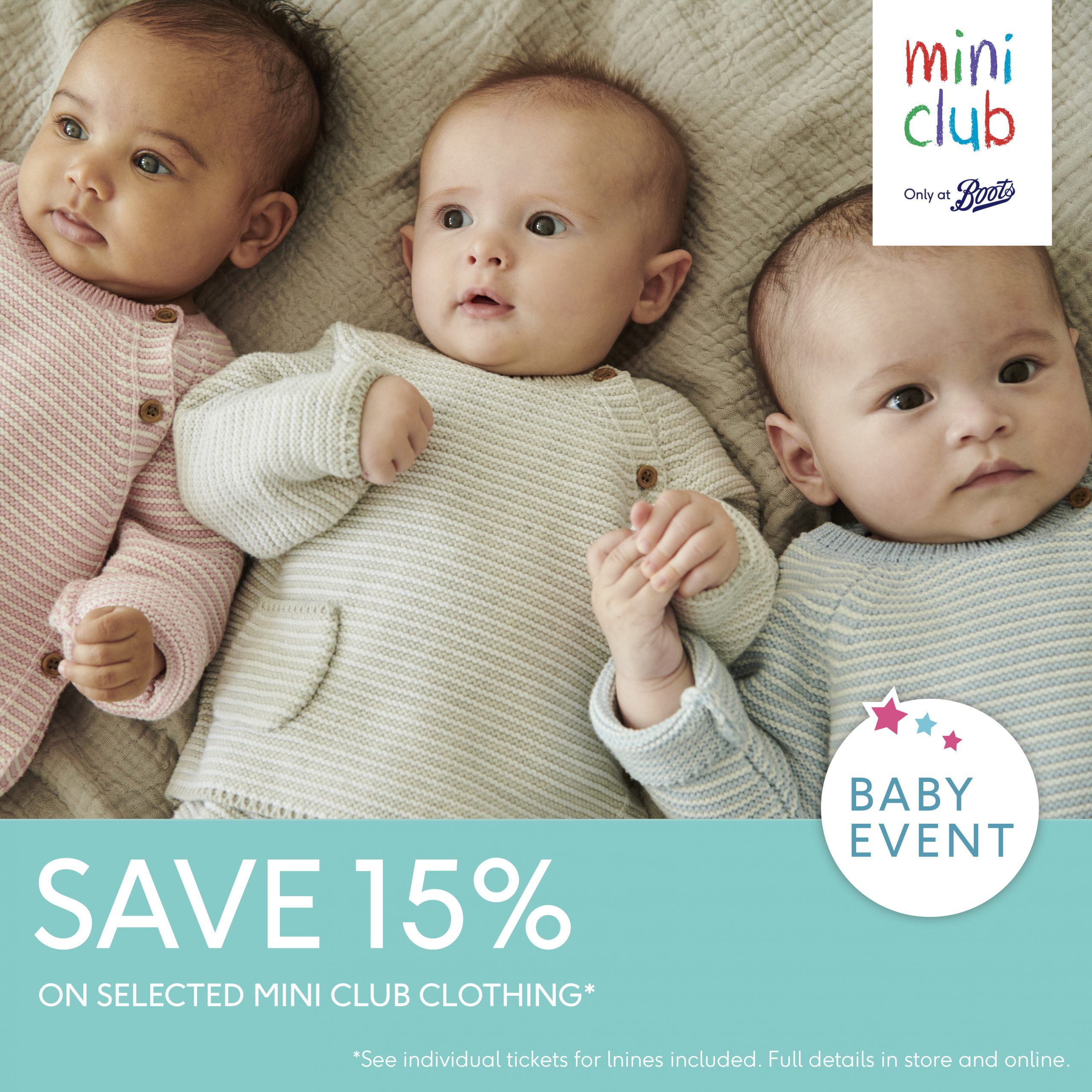 Boots Baby Event is Here!