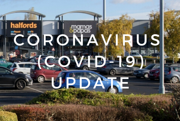 Coronavirus update – restaurants