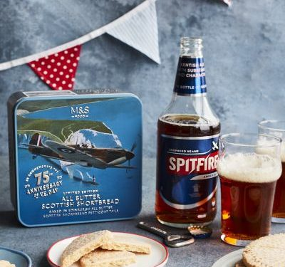 Celebrate VE Day with M&S Food