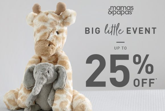 Big Little Event at Mamas and Papas