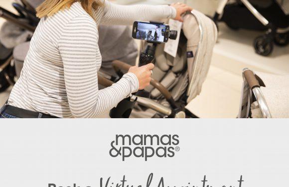 Mamas and Papas Personal Shopping