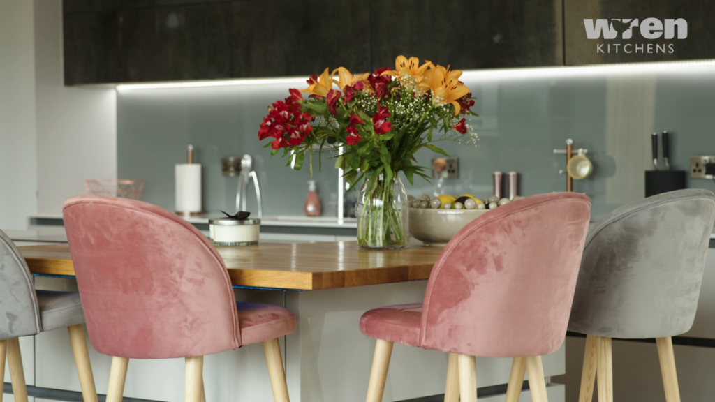 This image has an empty alt attribute; its file name is Pastel-Pink-Kitchen-Dining-Chairs-1140x641-1-1024x576.png